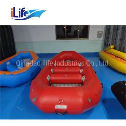 Ilife PVC Hevy devoir 3,3 m/l'Hypalon Inflatable White Water Rafting Bateau de pêche de la rivière Whitewater I-Beam-de-chaussée de l'autonomie de rafting de palette de mise en balles