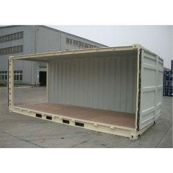 ISO Csc сертифицированных 20 открытой стороной контейнерных перевозок