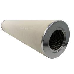 Élément de filtre à huile du filtre à gaz naturel coalescent