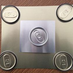 Pré bobines pour en aluminium peint des canettes pour boissons Caps EOE