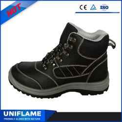 S1P CE High-Cut modello invernale caldo a doppia densità uomo sicurezza di lavoro Stivali con CE Ufb002
