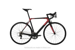 Frame&Fork 22speed 도로 자전거를 경주하는 새로운 디자인 700c Shimano 105 탄소 섬유