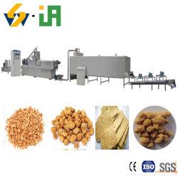 نسيج صويا بروتين معالجة خطّ صويا [تفب] طعام عملية آلات خط إنتاج الصويا