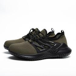 تصميم جديد مداسات عمل جيدة الجودة من الصلب أحذية السلامة