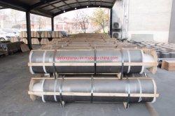 Elettrodi di grafite di RP di buona qualità per fabbricazione dell'acciaio 200-1400mm