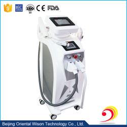 3 Laser der Griff-E des Licht-(RF+IPL) +Bipolar RF+ND YAG
