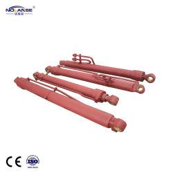 Двойной гидравлический цилиндр гидравлический цилиндр комплекты уплотнений гидравлических компонентов