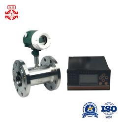 공장 OEM 식용 기름 Procrssing를 위한 액체 터빈 교류 미터