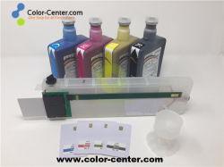 500 мл Jetbest экологически чистых растворителей Ultra Eco растворитель чернил с чипом для Канаан Valuejet Vj1204/VJ1304