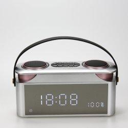 De draagbare Spreker Bluetooth van de Sprekers van Bluetooth van de Klok Draadloze Mini Slimme