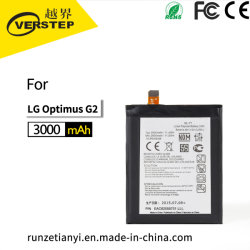 Piles au lithium haute capacité cellulaire Bl-T7 pour LG Optimus G2/ D802 D805 D803