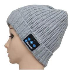 На заводе прямых продаж всех видов Red Hat Beanie Bluetooth с возможностью укладки наушников