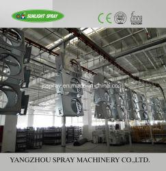 Haute qualité d'appareils de pulvérisation automatique de profils en aluminium enduit de poudre de la machine de peinture électrostatique