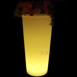 Champagne seau à glace d'éclairage LED sans fil pour une ambiance spéciale