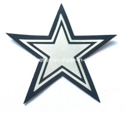 Выбитый отражательный логос