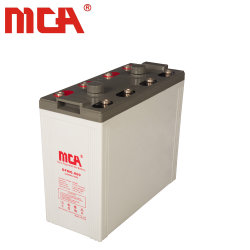 Commerce de gros entretien libre 2V 800Ah Valve Regulated Batterie Gel