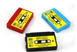 홍보용 카세트 어댑터 카드 MP3 플레이어