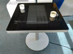 Dedi 22inch impermeabilizza il giocatore interattivo dell'annuncio dello schermo di tocco dell'affissione a cristalli liquidi di multi tocco di IR