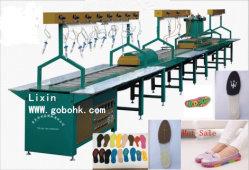PVC Sapata automática única linha de produção