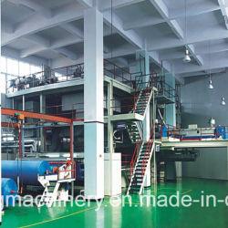기계를 만드는 세륨 증명서 처분할 수 있는 PP 비 길쌈된 직물