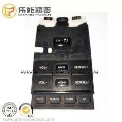 Kundenspezifisches Computer-Schlüssel-Standardauto-Fernsteuerungssilikon-Tastaturblock