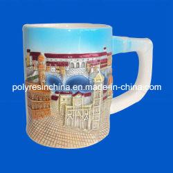 Touristisches Cup Souvenir mit Landscape View