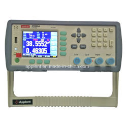 China Proveedor de tipo banco Medidor LCR (A810A)