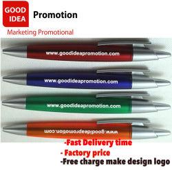 Penna A Sfera In Plastica Hot Selll, Penna A Sfera In Plastica Regalo Promozionale