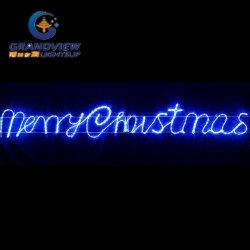 """Анимированные 290см синий светодиод рядом """"Рождество в стиле веревки фонари"""