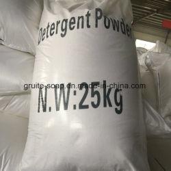 25kg de gros de l'emballage en vrac OEM de détergent en poudre à laver