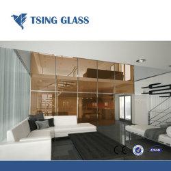 6.38-43.20мм Clear/тонированный слоистого стекла с маркировкой CE&КХЦ&ISO&SGS сертификат