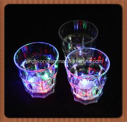 Vidros de tiro intermitentes Copa da lâmpada LED Copo de tiro LED para festa, Barras Ect