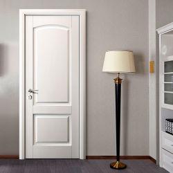 Oppein Белый матовый лакированная деревянные двери по лесоматериалам (MSJD07)