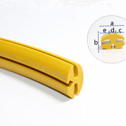 De goedkopere Stroken van de Verbinding van de Deur van de Prijs EPDM Rubber voor het Windscherm van de Auto
