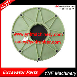 الحفار Hitachi الذي يتم تشغيله بالمحرك مضخة هيدرولية Zaxis470