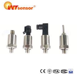 4-20mA, Cer RoHS druckelektrische des Silikon-0-5V Luft-flüssiges Druck-Fühler-des Signalumformer-PCM320 ISO9001