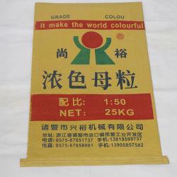 20kg 50kg sac de soupape de papier Kraft utilisé pour la poudre de Putty