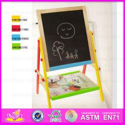 2015 Nouveau produit de la peinture de chevalet pour Kid, chevalet de promotion de l'éducation Stand de dessin pour les enfants, cadeau de Noël de gros de Mini chevalet W12b048