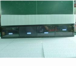 Anuncio de 7 pulgadas de pantalla inalámbrica de vídeo HD de estante de Banda Solo Ad Player LCD Digital Signage electrónica quiosco de comida de la calle