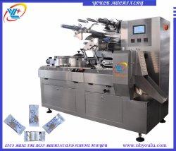آلة التعبئة لبطون زيليتول مع مضغ محرك سيرفو غوم بيلو آلة التعبئة