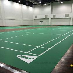 Caldo-Vendere gli sport del PVC di Maunsell che pavimentano per la corte di volano dell'interno