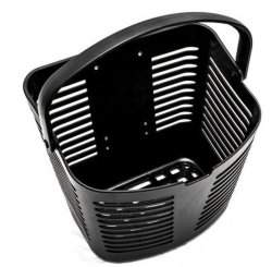 Peças de Scooter eléctrico dianteiro da cesta de plástico para orgulho Scooter
