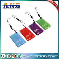 Версия для печати RFID эпоксидной карты Цветная метка ключа высокой частоты