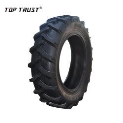 De Band van China Top Trust AG voor het Wiel van de Aandrijving van de Tractor voor de Maaimachines en de Landbouwers van Tractoren met R1 de LandbouwBand 11.2-28 11.2-24 wordt gebruikt die van het Patroon