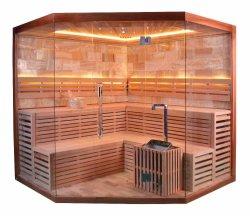 Toaditional lujo Sauna de Vapor de la casa de pueblo 4~6