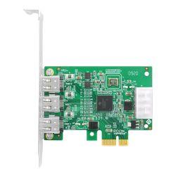 PCI Express 3 ports Firewire 1394 (3A) Carte de contrôleur de capture vidéo