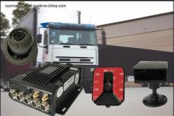 Scontro anteriore di Adas che avverte il sistema di DVR con l'allarme di affaticamento del driver