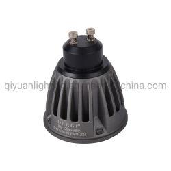믿을 수 있는 고품질 8W Dimmable LED GU10 스포트라이트 전구 CRI95