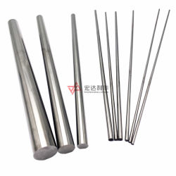 Hip Sintered/Solid/High Quality 시멘트 카르바이드 로드 접지 로드 H6 로드