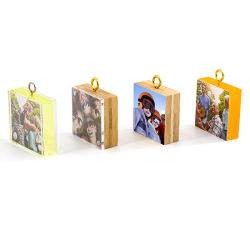 아름다운 미니 포토 패널 수공예와 장식용 선물